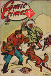 Cover for Comic Crimes (Bell Features, 1946 series) #11 [Uk Distribution]
