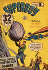 Cover for Superboy (K. G. Murray, 1949 series) #102
