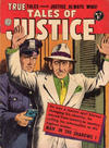 Cover for Tales of Justice (Horwitz, 1950 ? series) #9