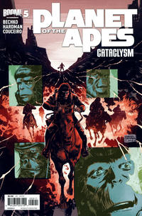 Cover Thumbnail for Planet of the Apes: Cataclysm (Boom! Studios, 2012 series) #5