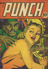 Cover Thumbnail for Punch Comics (Superior Publishers Limited, 1947 series) #30