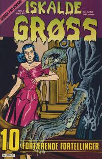 Cover Thumbnail for Iskalde Grøss (Semic, 1982 series) #7 [1988]