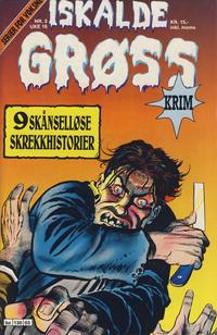 Cover Thumbnail for Iskalde Grøss (Semic, 1982 series) #3/1989