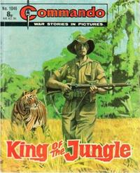 Cover Thumbnail for Commando (D.C. Thomson, 1961 series) #1046