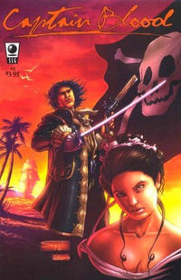 Cover Thumbnail for Captain Blood: Odyssey (Slave Labor, 2009 series) #2