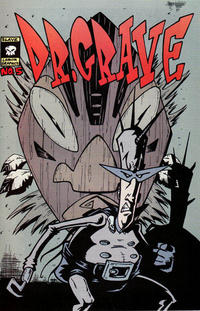 Cover Thumbnail for Dr. Grave (Slave Labor, 2000 series) #5