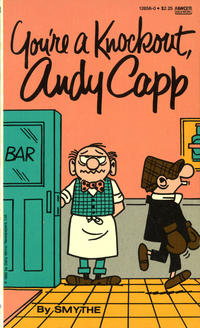 Cover Thumbnail for You're a Knockout, Andy Capp (Gold Medal Books, 1985 series) #12656-0