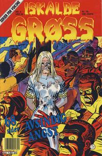 Cover Thumbnail for Iskalde Grøss (Semic, 1982 series) #4/1990