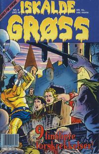 Cover Thumbnail for Iskalde Grøss (Semic, 1982 series) #8/1990