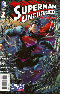Cover Thumbnail for Superman Unchained (DC, 2013 series) #1