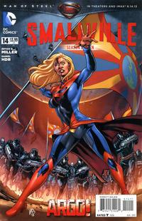 Cover Thumbnail for Smallville Season 11 (DC, 2012 series) #14