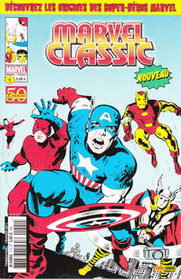 Cover Thumbnail for Marvel Classic (Panini France, 2011 series) #1