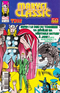 Cover Thumbnail for Marvel Classic (Panini France, 2011 series) #2