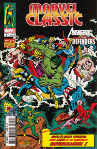 Cover Thumbnail for Marvel Classic (Panini France, 2011 series) #4