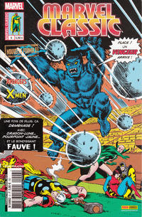 Cover Thumbnail for Marvel Classic (Panini France, 2011 series) #6