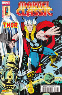 Cover Thumbnail for Marvel Classic (Panini France, 2011 series) #7