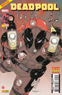 Cover Thumbnail for Deadpool (Panini France, 2011 series) #1