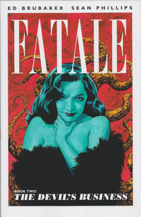 Cover Thumbnail for Fatale (Image, 2012 series) #2 - The Devil's Business