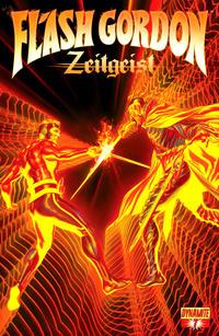 Cover Thumbnail for Flash Gordon: Zeitgeist (Dynamite Entertainment, 2011 series) #7 [Cover A (main) Alex Ross]