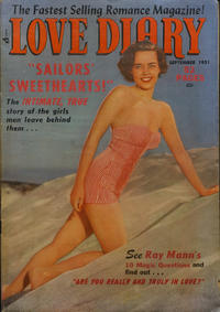 Cover Thumbnail for Love Diary (Orbit-Wanted, 1949 series) #20
