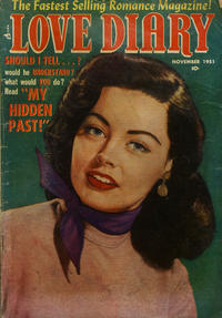 Cover Thumbnail for Love Diary (Orbit-Wanted, 1949 series) #22