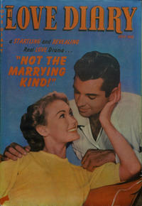 Cover Thumbnail for Love Diary (Orbit-Wanted, 1949 series) #29