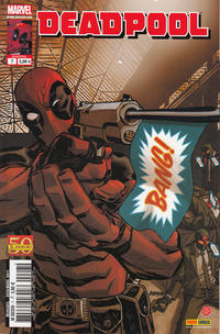 Cover Thumbnail for Deadpool (Panini France, 2011 series) #7