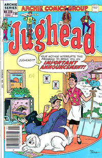 Cover Thumbnail for Jughead (Archie, 1965 series) #328 [Canadian]