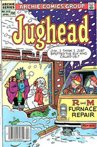 Cover Thumbnail for Jughead (Archie, 1965 series) #333 [Canadian]