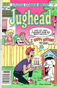 Cover Thumbnail for Jughead (Archie, 1965 series) #334 [Canadian]