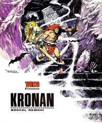 Cover Thumbnail for Colección Trinca (Doncel, 1971 series) #17 - Kronan