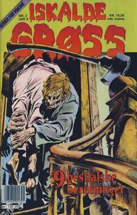 Cover Thumbnail for Iskalde Grøss (Semic, 1982 series) #2/1991