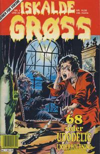 Cover Thumbnail for Iskalde Grøss (Semic, 1982 series) #4/1991