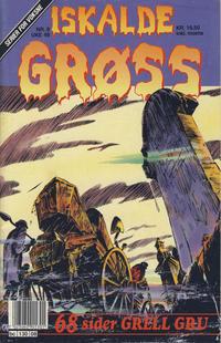 Cover Thumbnail for Iskalde Grøss (Semic, 1982 series) #8/1991