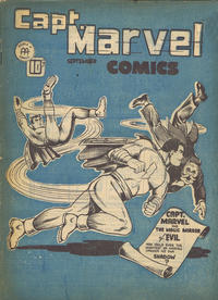 Cover Thumbnail for Captain Marvel Comics (Anglo-American Publishing Company Limited, 1942 series) #v2#9