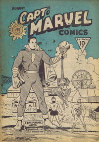Cover Thumbnail for Captain Marvel Comics (Anglo-American Publishing Company Limited, 1942 series) #v1#8