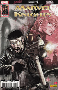 Cover Thumbnail for Marvel Knights (Panini France, 2012 series) #8