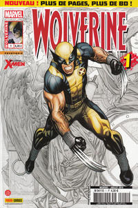 Cover Thumbnail for Wolverine (Panini France, 2012 series) #1