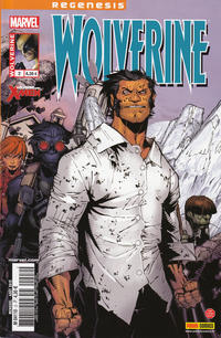 Cover Thumbnail for Wolverine (Panini France, 2012 series) #2
