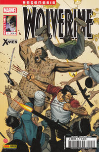 Cover Thumbnail for Wolverine (Panini France, 2012 series) #3