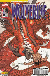 Cover Thumbnail for Wolverine (Panini France, 2012 series) #4