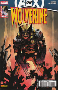 Cover Thumbnail for Wolverine (Panini France, 2012 series) #6