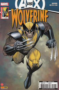 Cover Thumbnail for Wolverine (Panini France, 2012 series) #7