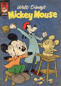 Cover Thumbnail for Walt Disney's Mickey Mouse (W. G. Publications; Wogan Publications, 1956 series) #80