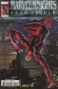 Cover Thumbnail for Marvel Knights (Panini France, 2012 series) #2