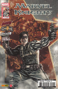 Cover Thumbnail for Marvel Knights (Panini France, 2012 series) #4