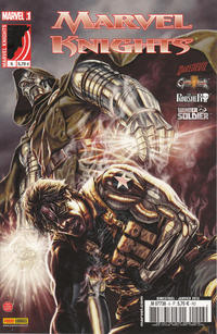 Cover Thumbnail for Marvel Knights (Panini France, 2012 series) #6