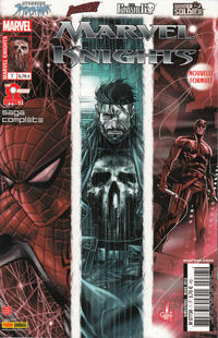 Cover Thumbnail for Marvel Knights (Panini France, 2012 series) #7
