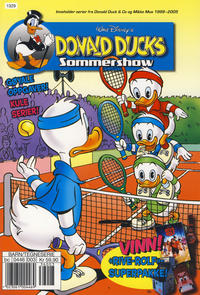 Cover Thumbnail for Donald Ducks Show (Hjemmet / Egmont, 1957 series) #[167] - Sommershow 2013