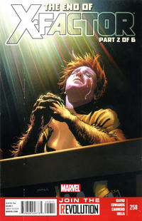 Cover Thumbnail for X-Factor (Marvel, 2006 series) #258